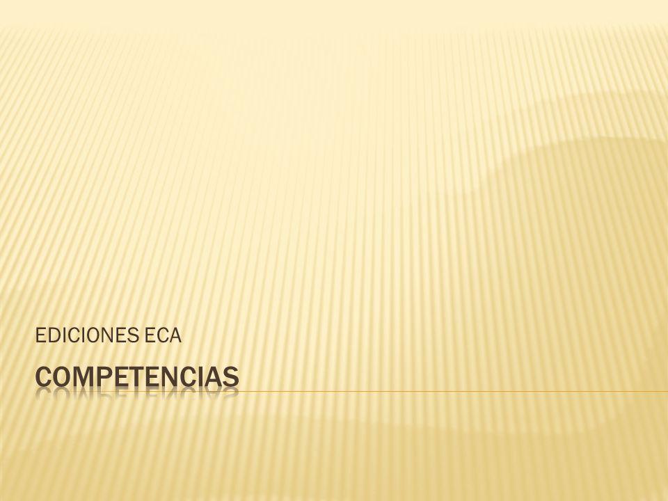 EDICIONES ECA