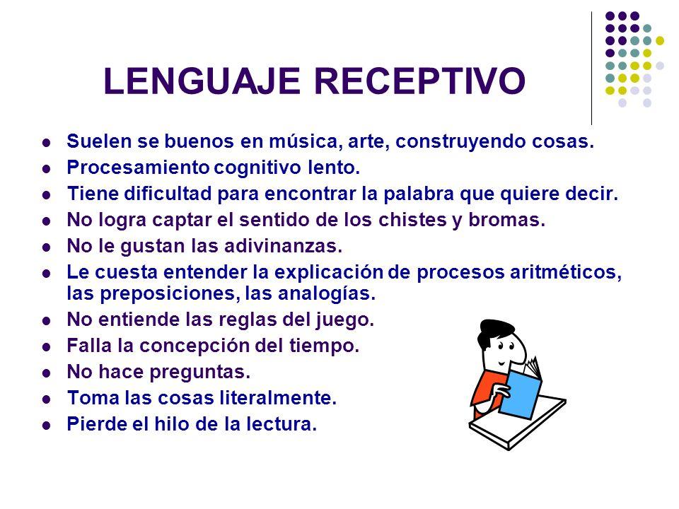 Problemas de lenguaje en niños de edad escolar Aspectos fonológicos semánticas Retrazo en la conciencia fónica Fallas morfogramaticales Mal manejo de tiempos verbales.
