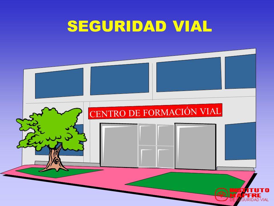 SEGURIDAD VIAL CENTRO DE FORMACIÓN VIAL