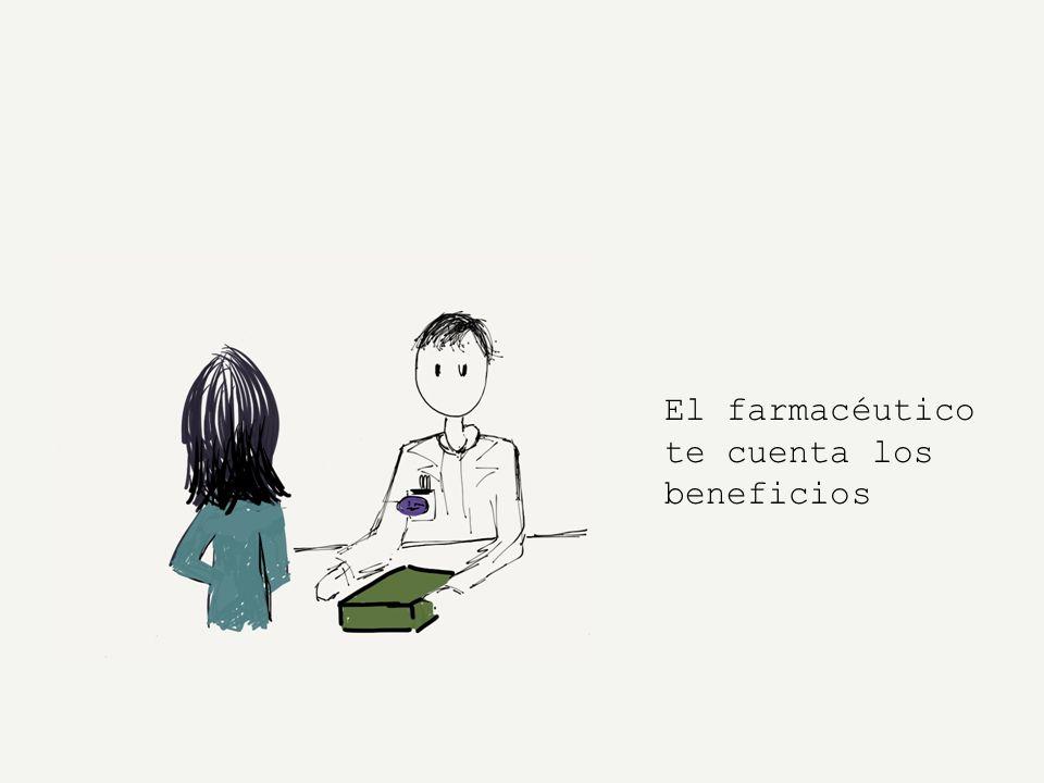 El farmacéutico te cuenta los beneficios