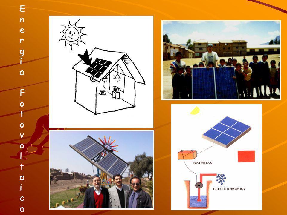 Energía FotovoltaicaEnergía Fotovoltaica