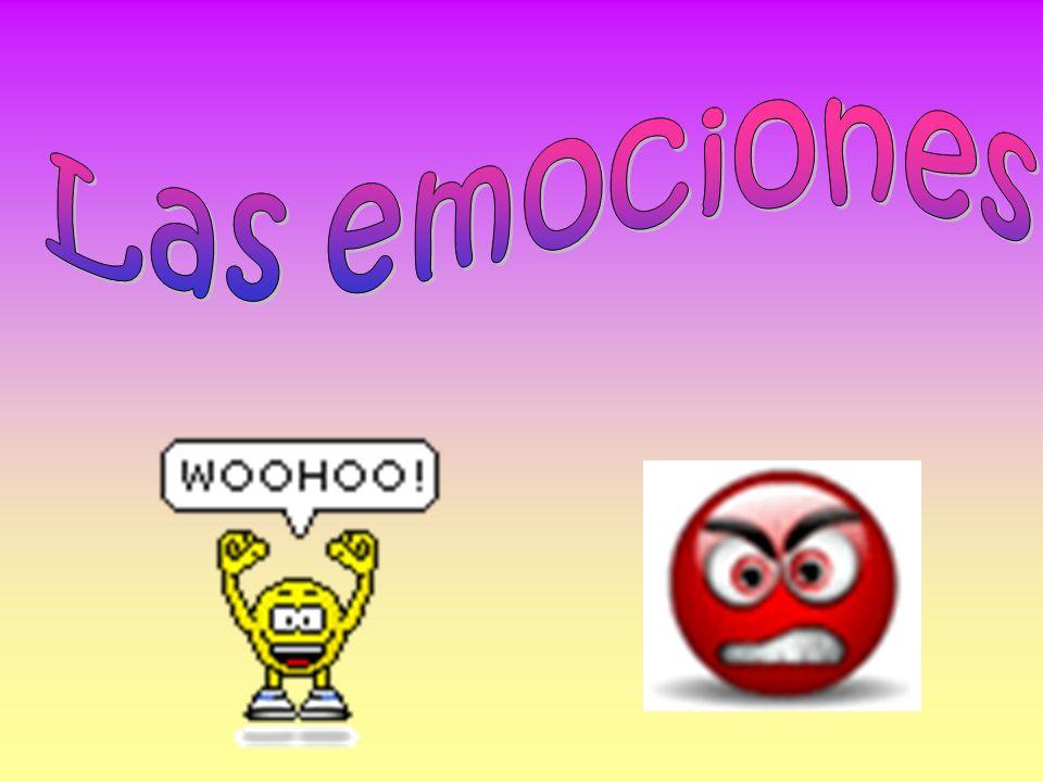 ESTAR Las emociones con el verbo ESTAR Por ejemplo: Yo estoy triste – I am sad.