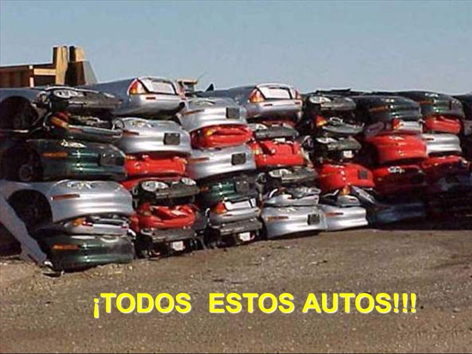 …DESTRUIDOS… General Motors recuperó todos los EV1, apesar de la oposición de sus usuarios. y luego fueron…