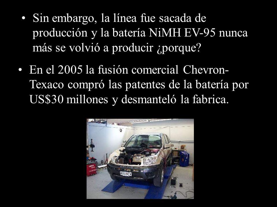 Finalmente ¡VICTORIA! Toyota respaldó y autorizó, a quienes alquilaron estos autos, a comprarlos. Pero entonces, algunos ciudadanos estadounidenses co