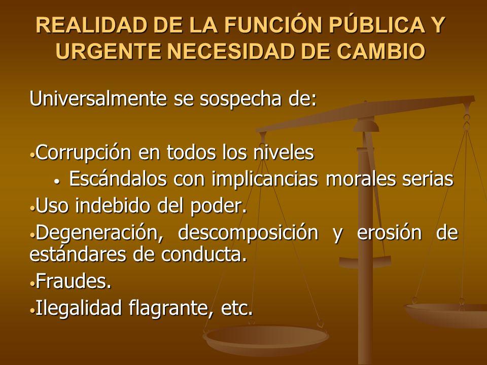 RESPONSABILIDAD DE LA ADMINISTRACIÓN PÚBLICA Ley 27444, Art.