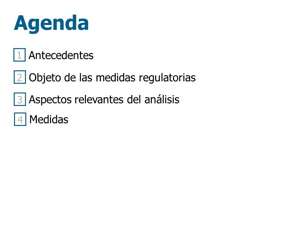 Se identificaron cuellos de botella asociados al régimen de acceso: Condiciones del acuerdo de acceso (exclusividad, terminación unilateral del contrato, etc.) Modelos de remuneración (revenue sharing 70%-30% - 80%- 20% ) Administración de códigos cortos por los PRST y no armonizada Falta de reglas que articulen el RPU a la provisión de C&A El desarrollo de la industria de C&A compromete: Aumento en el bienestar social de los usuarios Factor clave y un impulso importante a las industrias de telecomunicaciones móviles y de desarrollo de C&A Aspectos Relevantes Conclusiones del diagnóstico