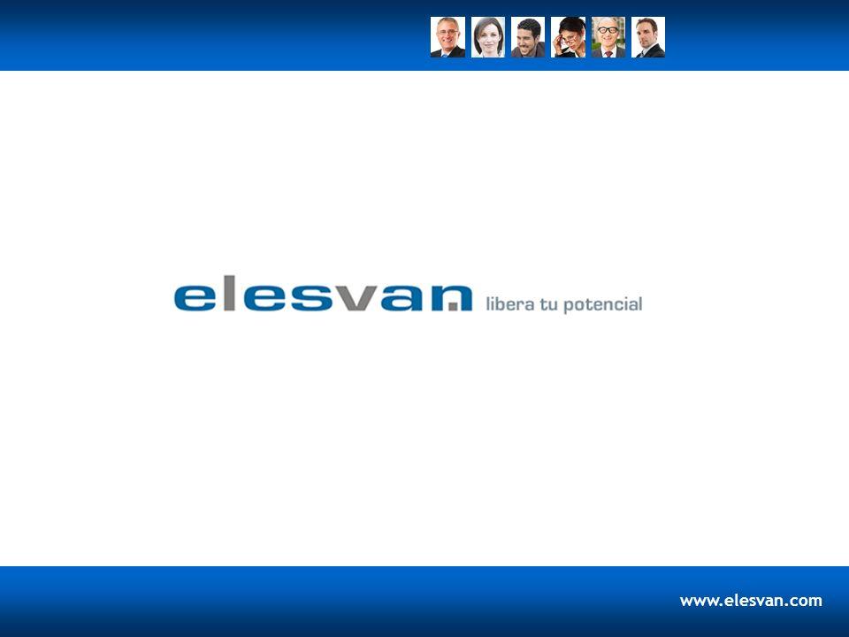 www.elesvan.com Con los resultados obtenidos en los juegos de rol empresarial y su actividad en la red, el usuario construye progresivamente un perfil profesional objetivo … tener un buen perfil profesional
