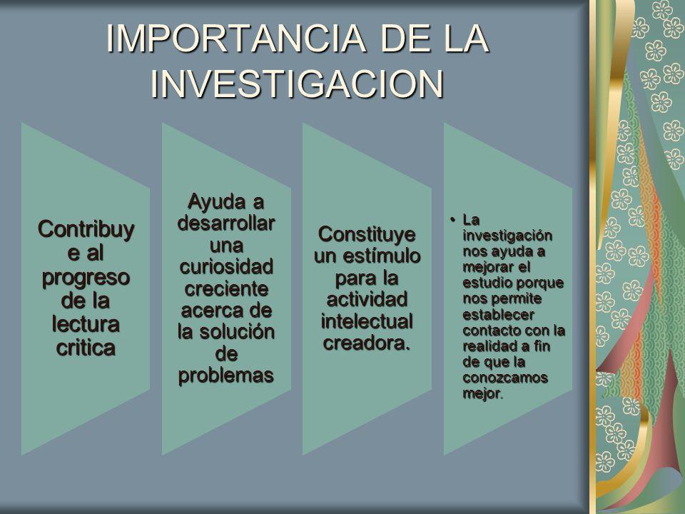 OBJETO DE INVESTIGACION El objeto de la investigación científica es aquello a lo que se aplica el pensamiento lógico racional.