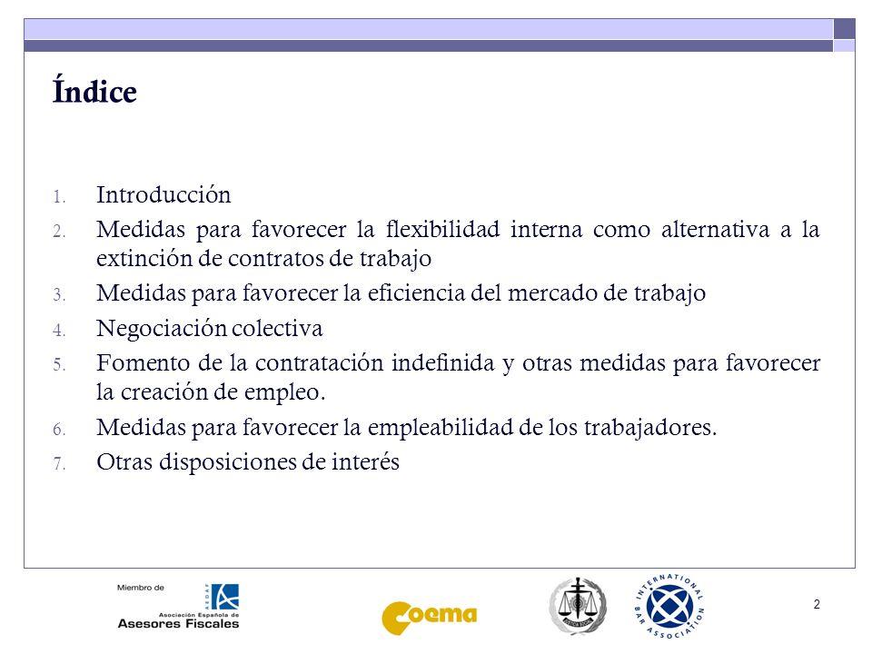 3 1.Introducción Entrada en vigor: 12/02/2012. Pendiente tramitación parlamentaria.