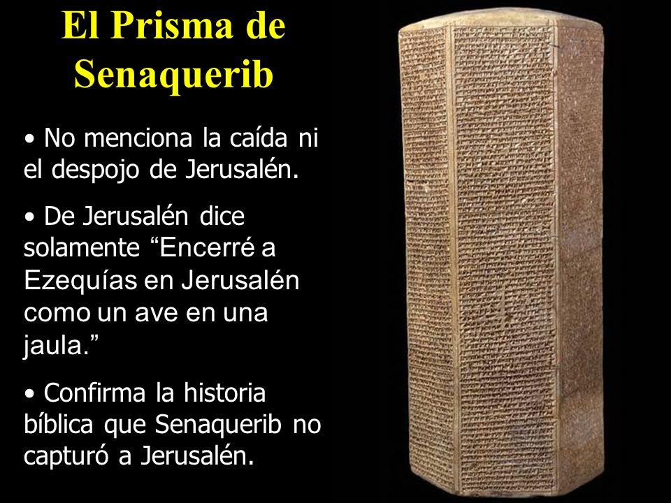 Evidencia: Una Sortija de Sello En la excavación, Mazar descubrió una sortija de sello con el nombre de Jucal hijo de Selemías, un noble de Judá en el tiempo del rey Sedequías cuyo nombre está en Jeremías 37:3.