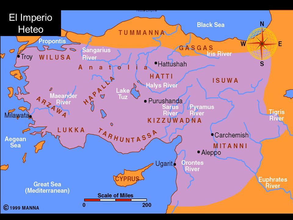 Hittite Empire El Imperio Heteo