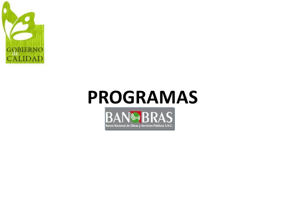 Municipios de Mayor Marginación El indicador más claro del potencial del programa es la cobertura lograda en los municipios con menor Índice de Desarrollo Humano.