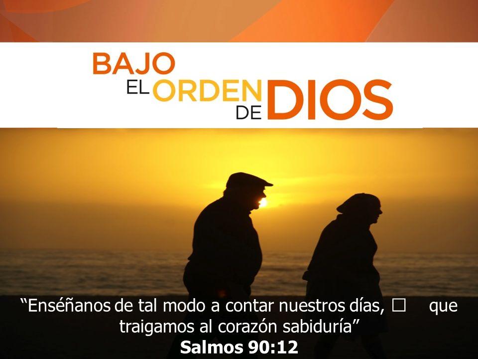 © 2013 Todos los derechos reservados ® Bajo el Orden de Dios es una marca registrada III.