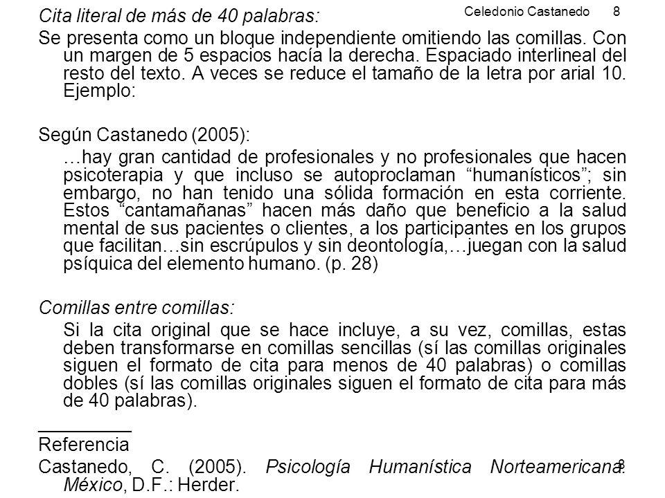 Algunos Portales científicos Acta Académica de la Universidad Autónoma de Centroamérica : http://www.uaca.ac.cr/actashttp://www.uaca.ac.cr/actas Anales de pedagogía: http://www.campus-oei.org/http://www.campus-oei.org/ Anales de psicología: http://www.um.es/analesps/http://www.um.es/analesps/ Google Académico: http://www.scholar.google.com.mexhttp://www.scholar.google.com.mex Mi página: http://www,pagina.de/celedoniohttp://www,pagina.de/celedonio Ministerio de Ed.