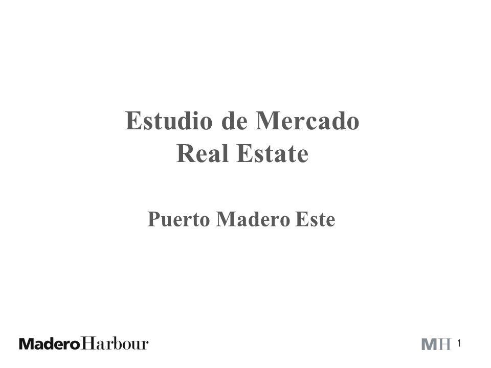 1 Estudio de Mercado Real Estate Puerto Madero Este