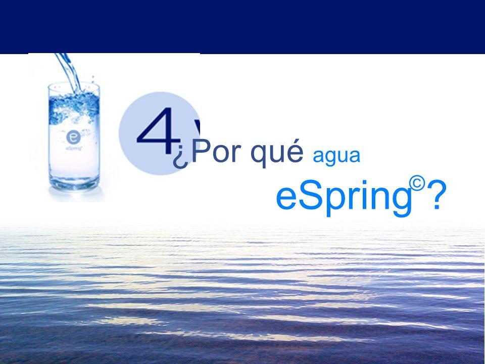 Hay una solución Hay un gran avance En la purificación del agua