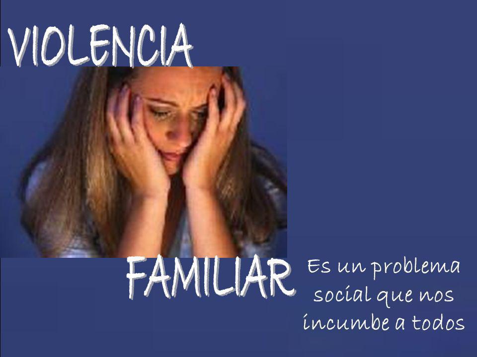 En el Mundo… -Una de cada tres mujeres sufre maltrato de su pareja o de algún familiar.