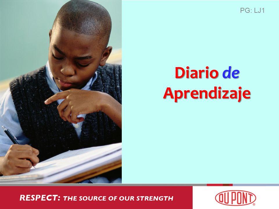Diario de Aprendizaje PG: LJ1