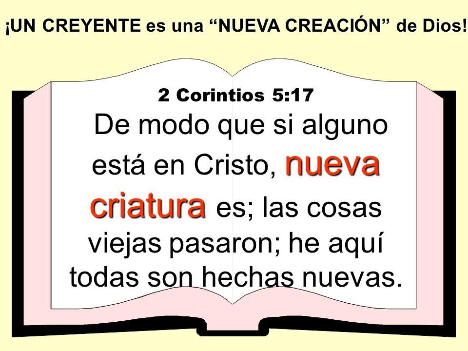 ¡A UN CREYENTE DIOS le ha dado una NATURALEZA DIVINA! 2 Pedro 1:4 naturaleza divina, Por medio de las cuales nos ha dado preciosas y grandísimas prome