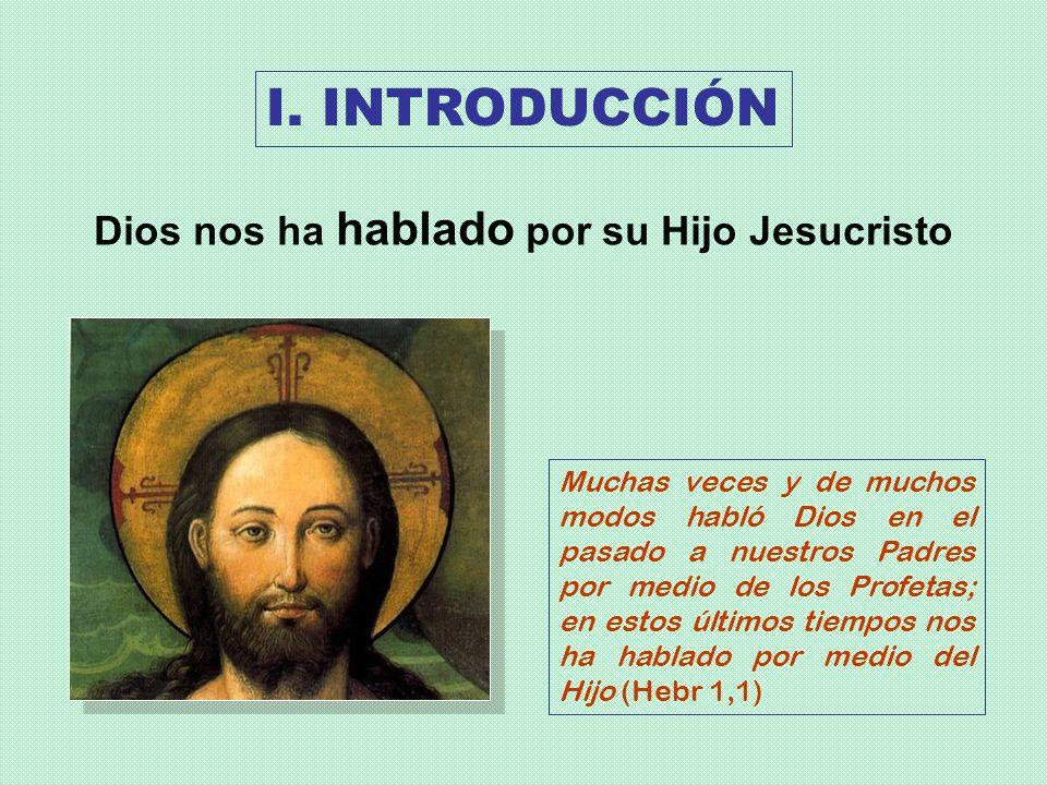 En aquel tiempo, tomando Jesús la palabra, dijo: « Yo te bendigo, Padre, Señor del cielo y de la tierra (Mt 11, 25).