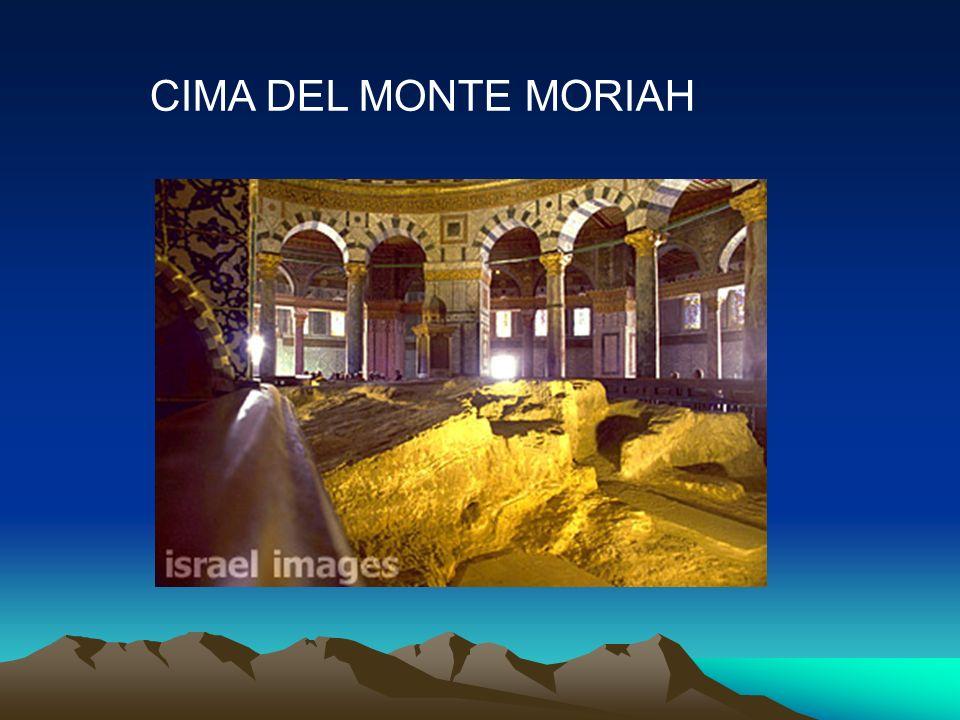 CIMA DEL MONTE MORIAH