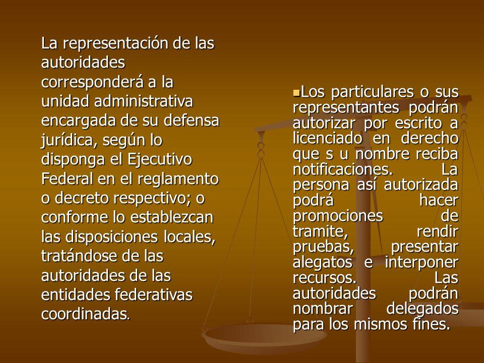 Los particulares o sus representantes podrán autorizar por escrito a licenciado en derecho que s u nombre reciba notificaciones. La persona así autori