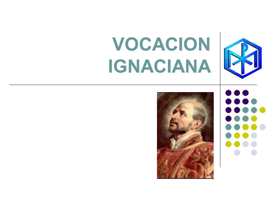 VOCACION IGNACIANA