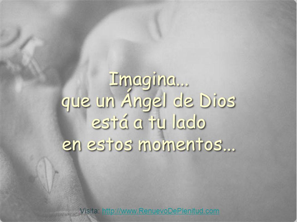 Imagina... que un Ángel de Dios está a tu lado en estos momentos... Imagina... que un Ángel de Dios está a tu lado en estos momentos... Visita: http:/