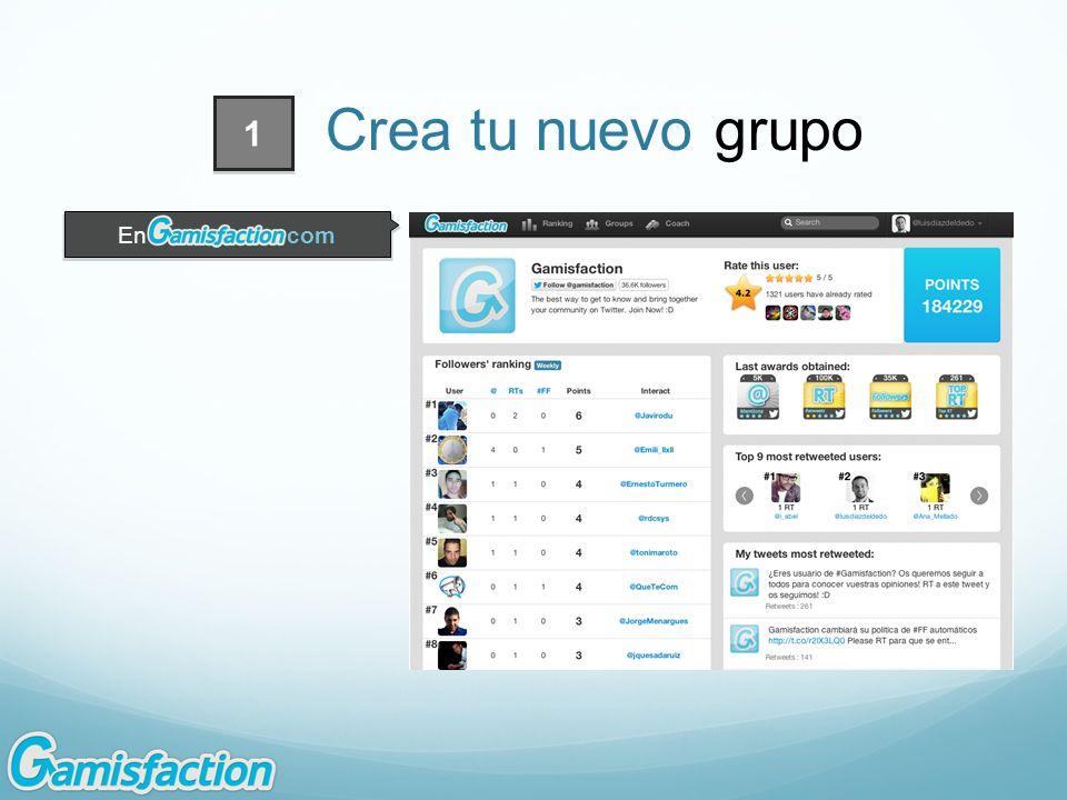 Crea tu nuevo grupo En.com 1
