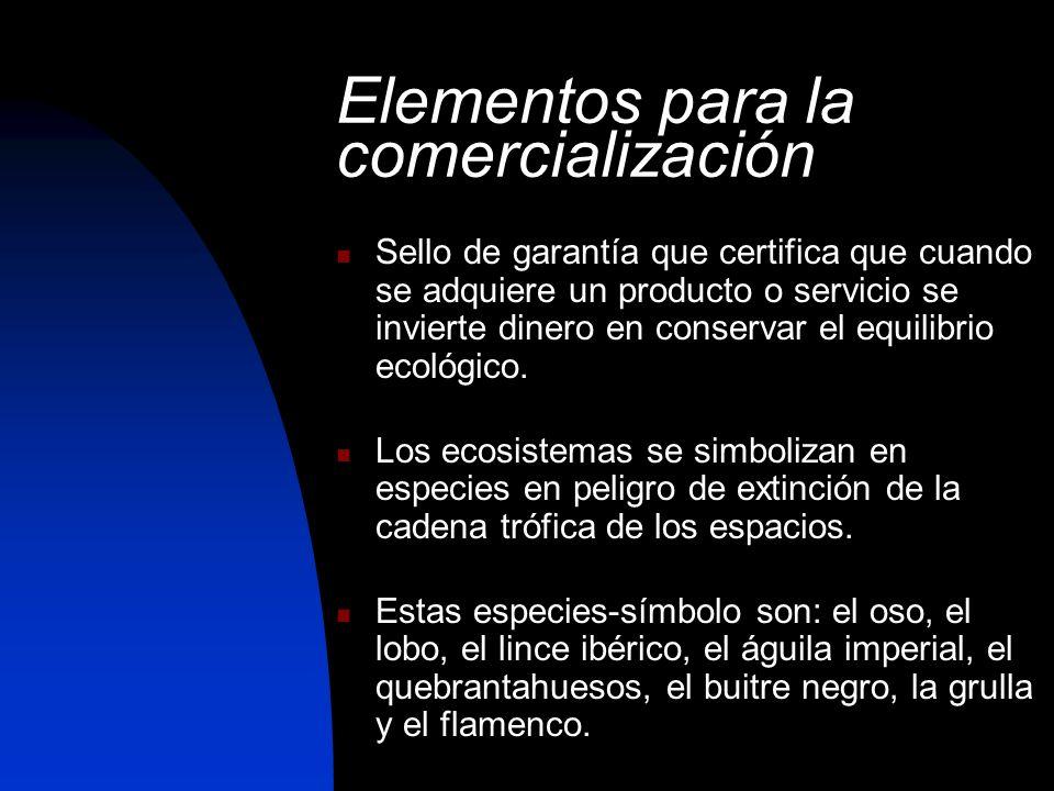 Elementos para la comercialización Sello de garantía que certifica que cuando se adquiere un producto o servicio se invierte dinero en conservar el eq