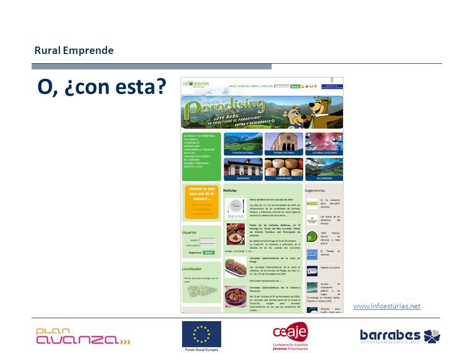 Rural Emprende O, ¿con esta www.infoasturias.net