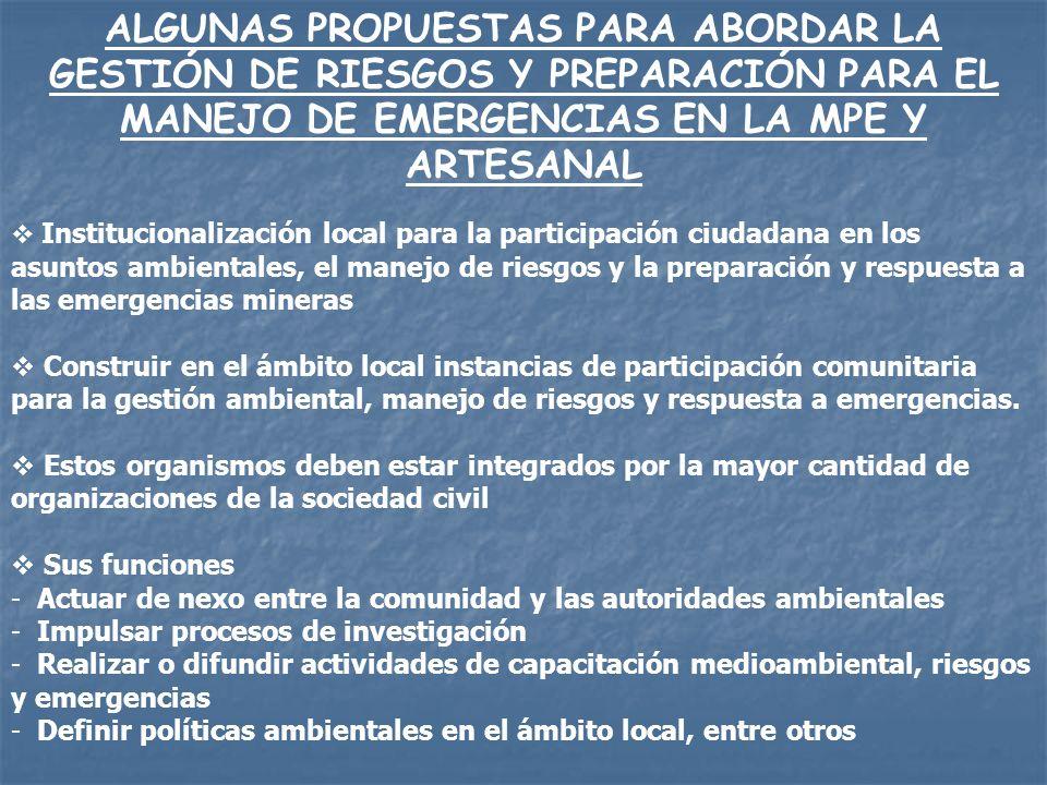 Autoridades Competentes - Autoridad Local - Empresas - Org.