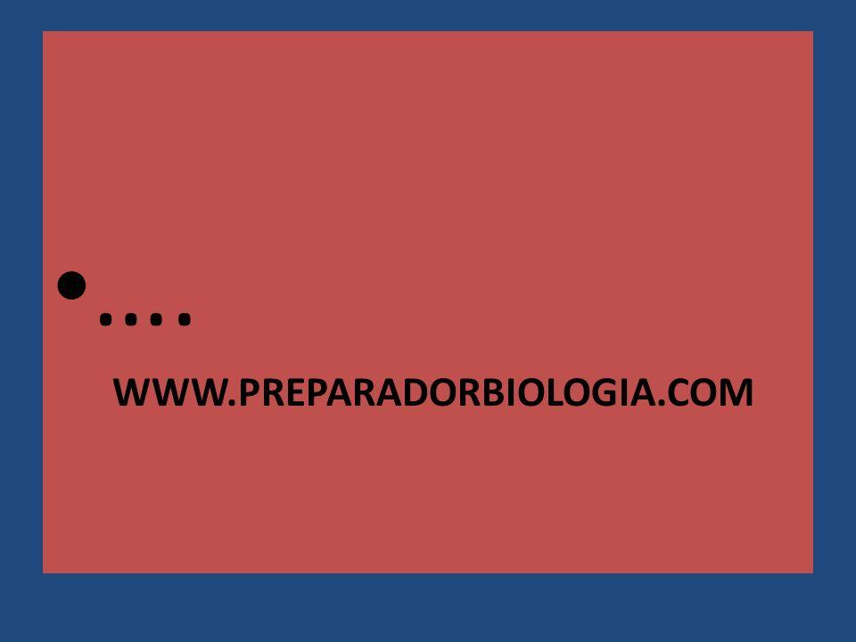 …. WWW.PREPARADORBIOLOGIA.COM