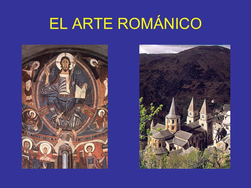 EL ARTE ROMÁNICO: EL PRIMER ESTILO INTERNACIONAL DE LA EUROPA CRISTIANA MEDIEVAL ¿QUÉ ENTENDEMOS POR ROMÁNICO.