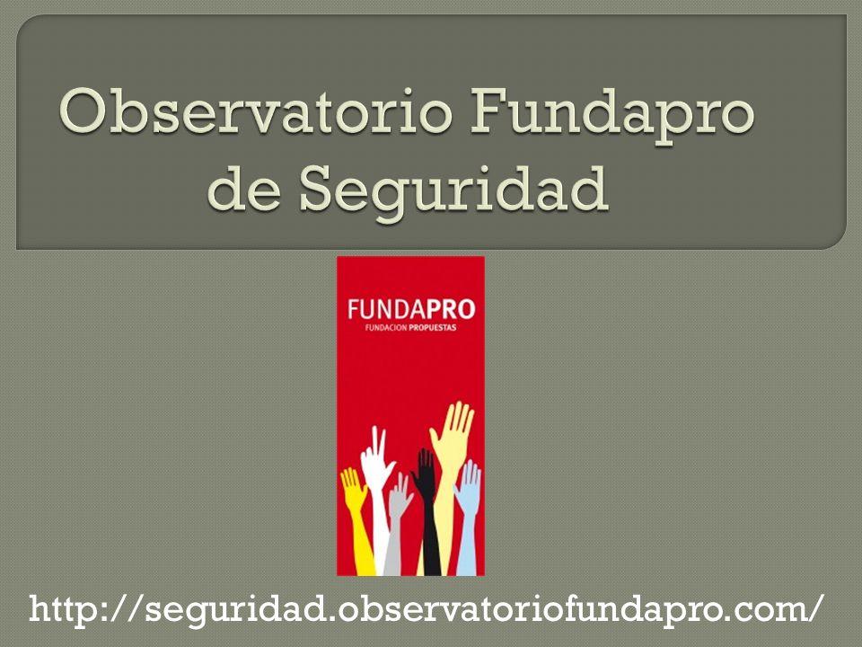INSEGURIDAD: RECORD HISTORICO DE RAPIÑAS EN 2012 Y VICTIMIZACION.