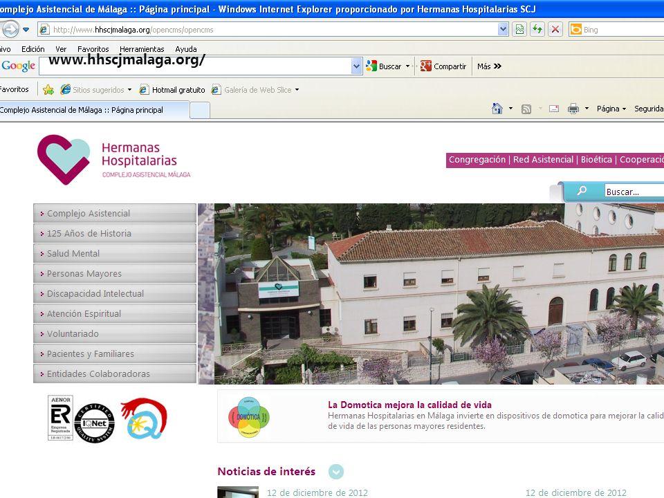 Comunicación Nueva WEB Mantener contador accesos a intranet. 2.000 visitas mes Biblioteca virtual 34