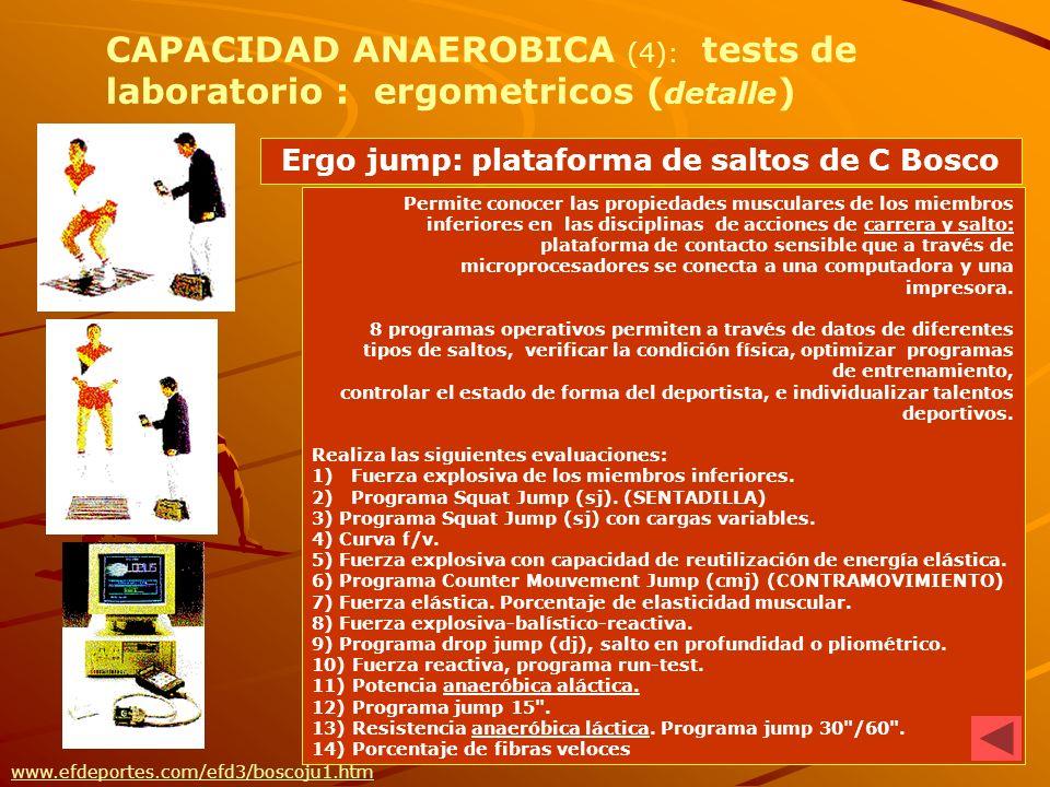 Permite conocer las propiedades musculares de los miembros inferiores en las disciplinas de acciones de carrera y salto: plataforma de contacto sensib