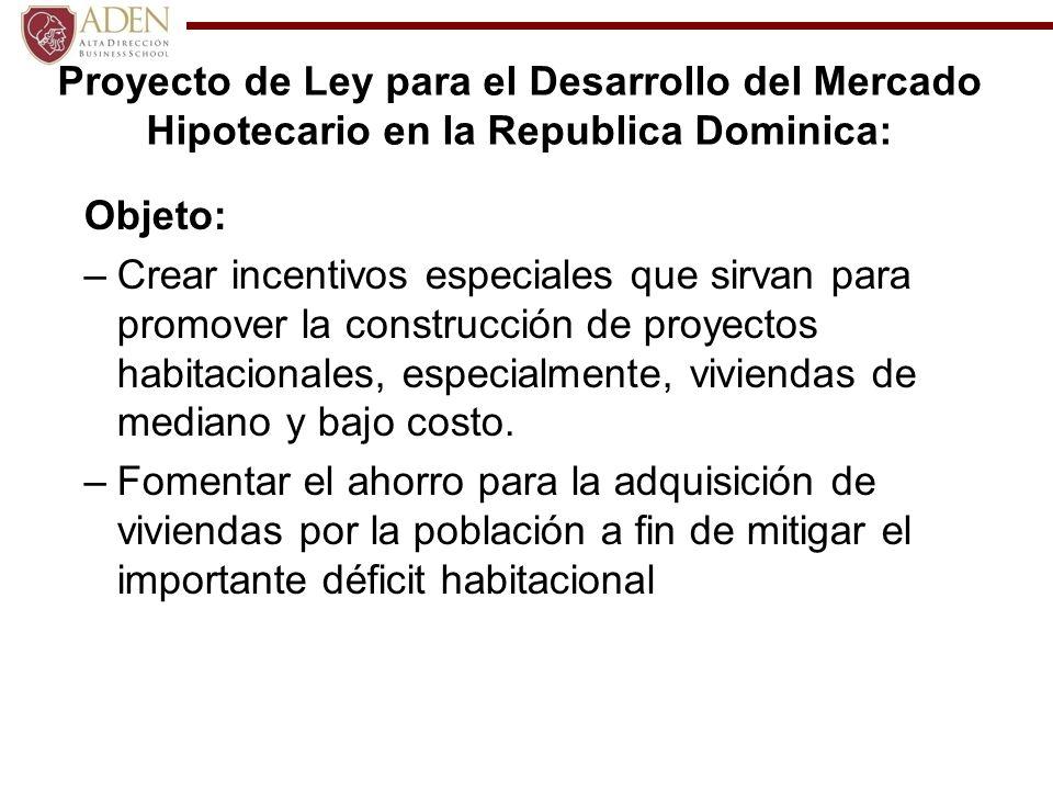 ARGENTINA Antecedente Directo – Panamá (1920) Ley 24.441 – Enero 1.995 - Financiamiento de la Vivienda y la Construcción - Argentina Proyecto Ley sobre Fideicomiso República Dominicana Proyecto de Ley para el Desarrollo del Mercado Hipotecario en la República Dominicana Que es un Fideicomiso.