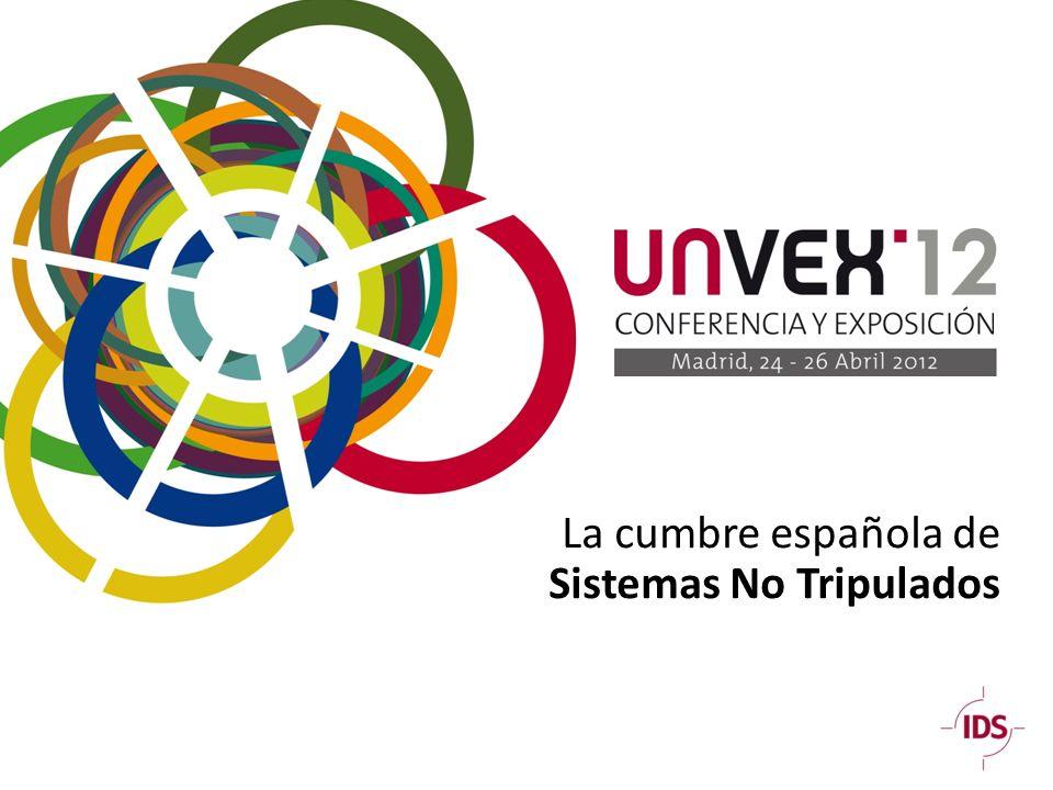 La cumbre española de Sistemas No Tripulados