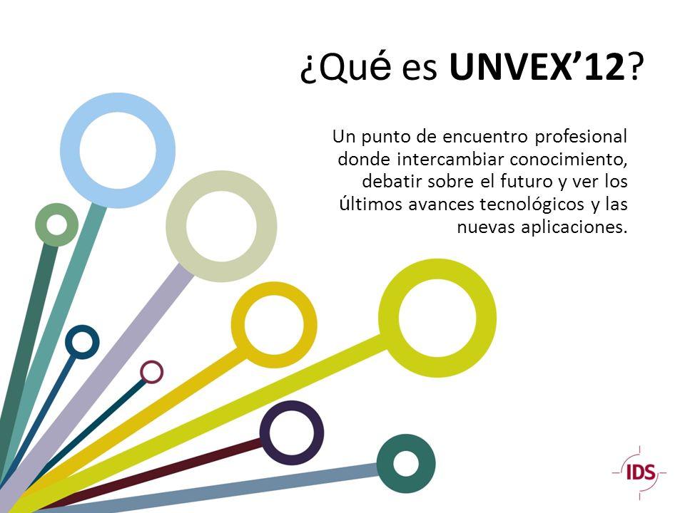 ¿Qu é es UNVEX12.