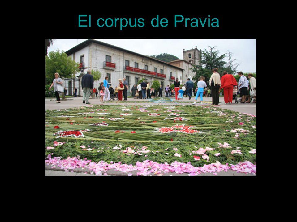 El corpus de Pravia