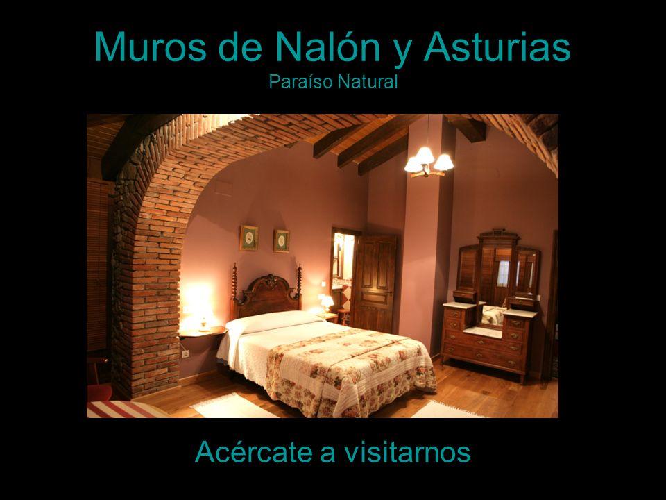 Muros de Nalón y Asturias Paraíso Natural Acércate a visitarnos