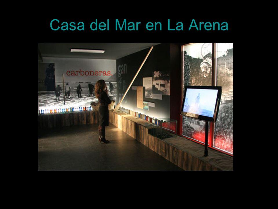 Casa del Mar en La Arena