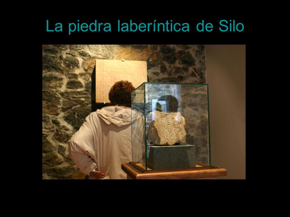 La piedra laberíntica de Silo