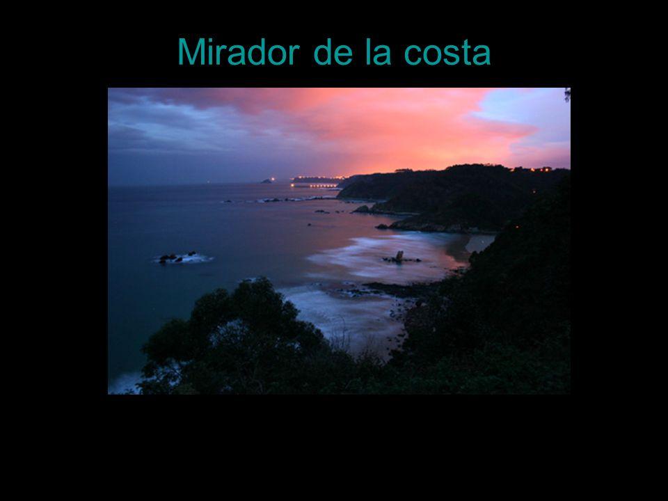 Mirador de la costa