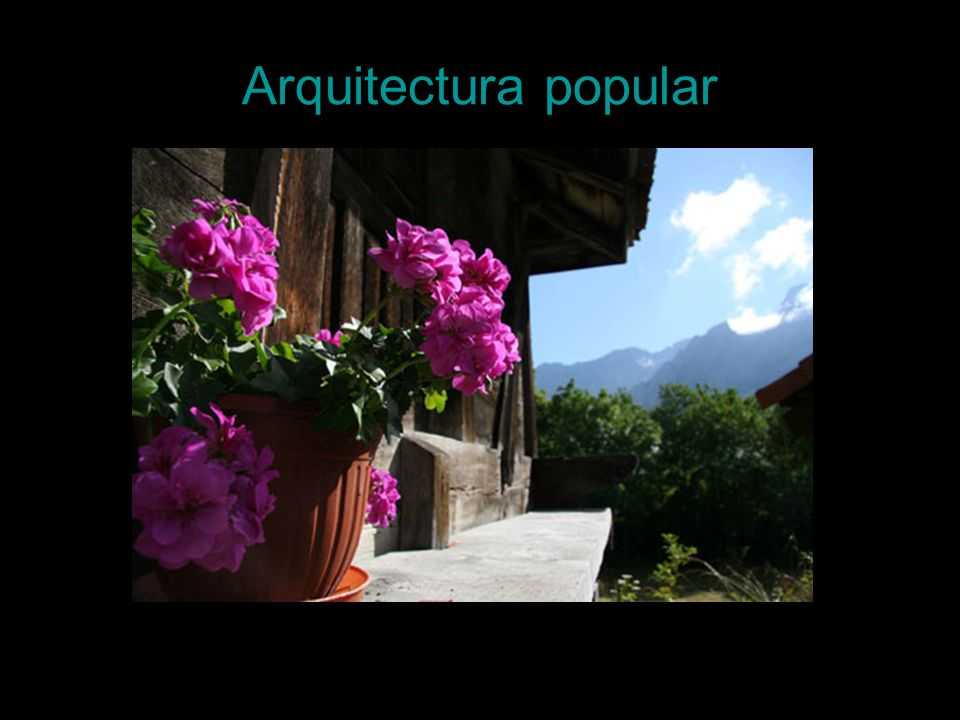 Arquitectura popular
