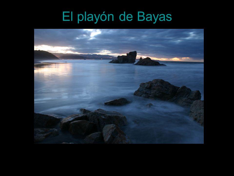 El playón de Bayas