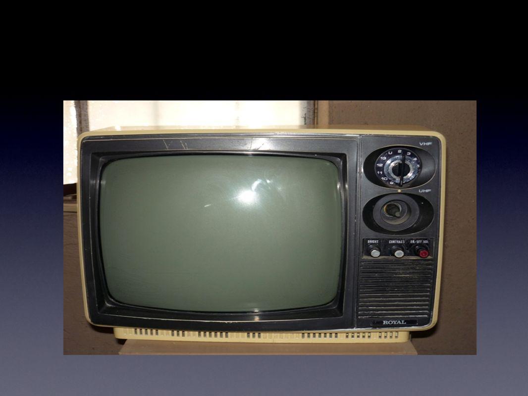 Inicios de la TV en la RD