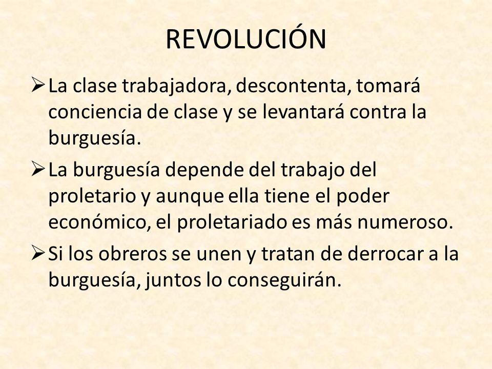 Manifiesto comunista Tiemblen, si quieren, las clases gobernantes, ante la perspectiva de una revolución comunista.