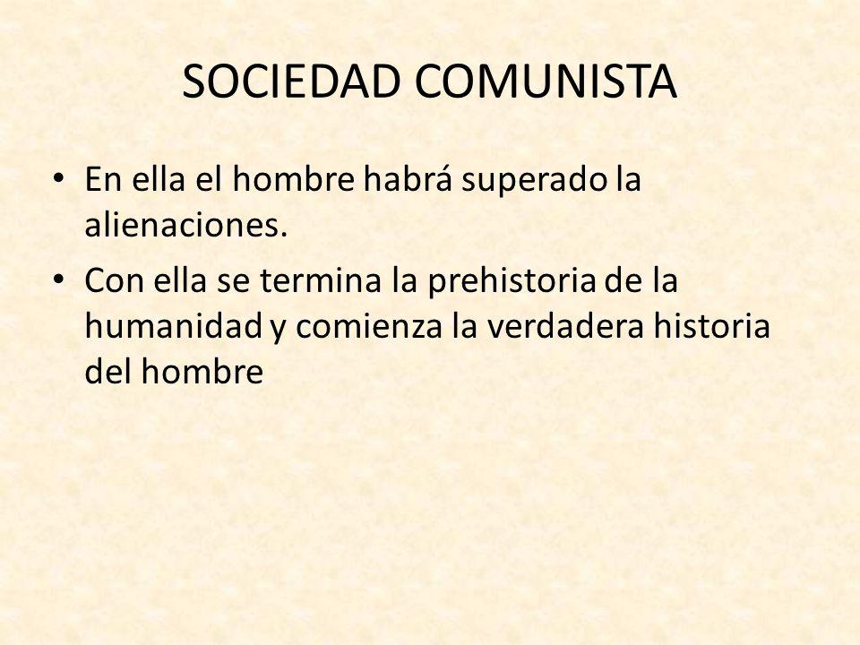 CONCLUSIÓN: INFLUENCIAS Inspira las revoluciones comunistas de principios del XX (Rusa en 1917, China en el 1949) Influye en los intelectuales de la escuela de Frankfurt en la crítica y rechazo del capitalismo Influye en los padres teóricos de la social- democracia (aunque estos abandonaron la vía revolucionaria para alcanzar el socialismo por la vía de la reforma interna (democrática) SE PUEDE AMPLIAR CON EL TÉRMINO MARXISMO